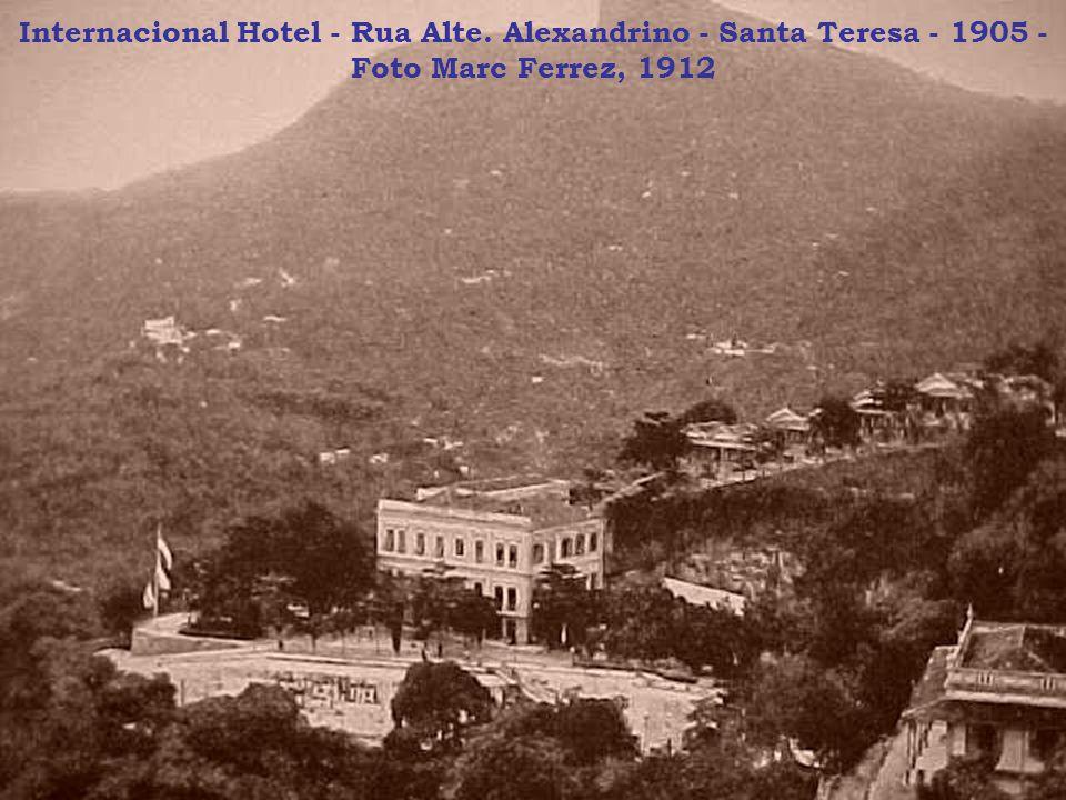 Internacional Hotel - Rua Alte