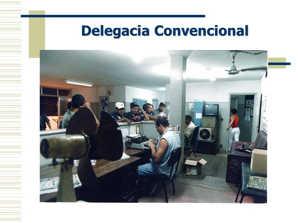 Delegacia Convencional