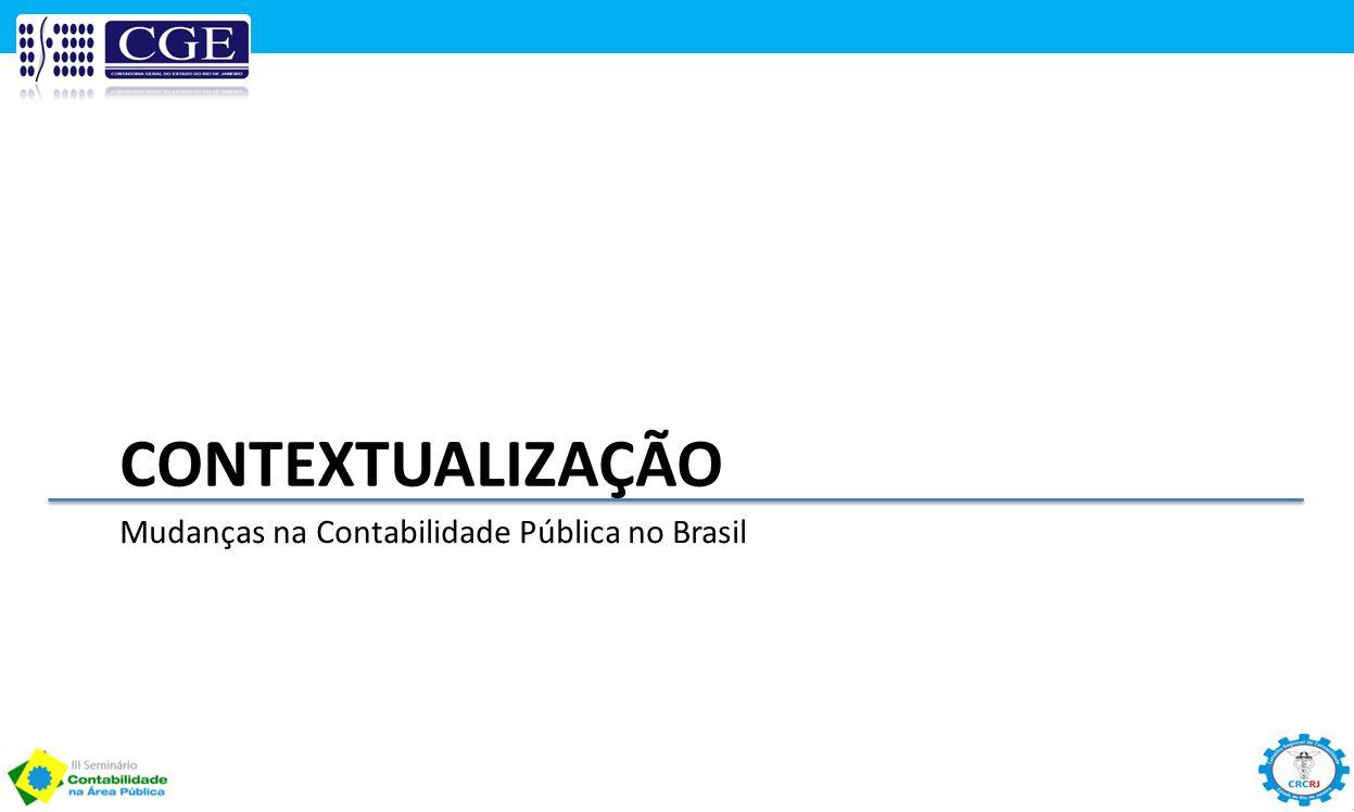 Mudanças na Contabilidade Pública no Brasil
