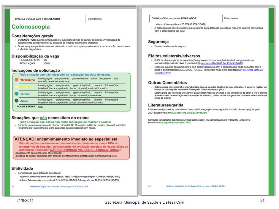EVOLUÇÃO DO NÚMERO DE PROCEDIMENTOS AMBULATORIAIS MARCADOS PELO SISREG – MUNICÍPIO DO RIO DE JANEIRO JANEIRO A JULHO DE 2012