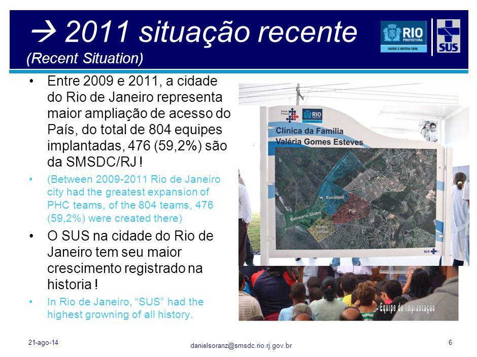 RCSP - Cidade do Rio de Janeiro