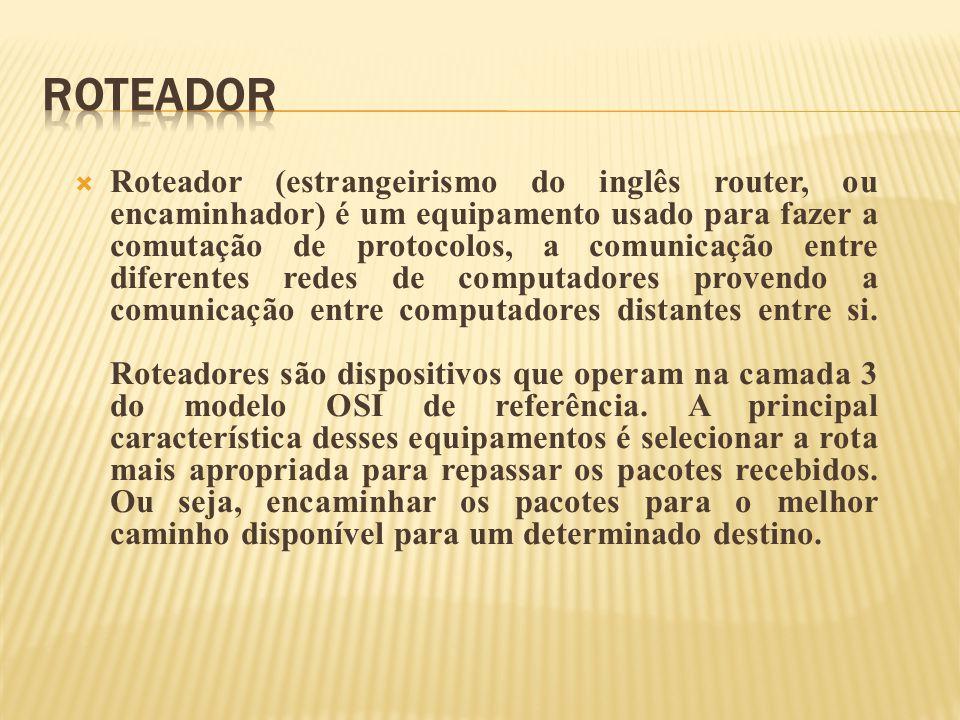 Roteador