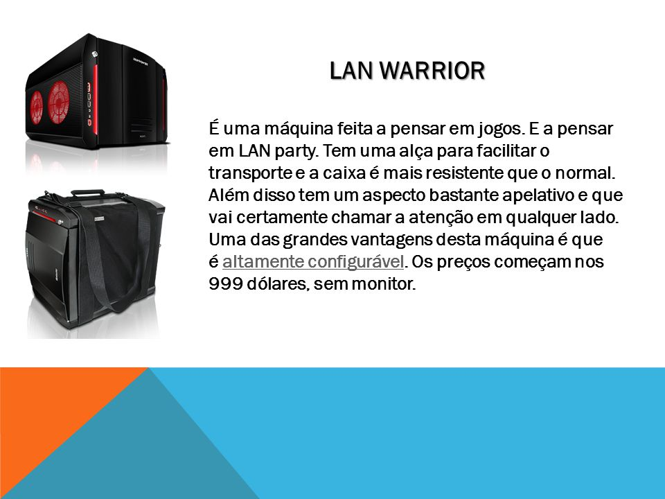 LAN WARRIOR