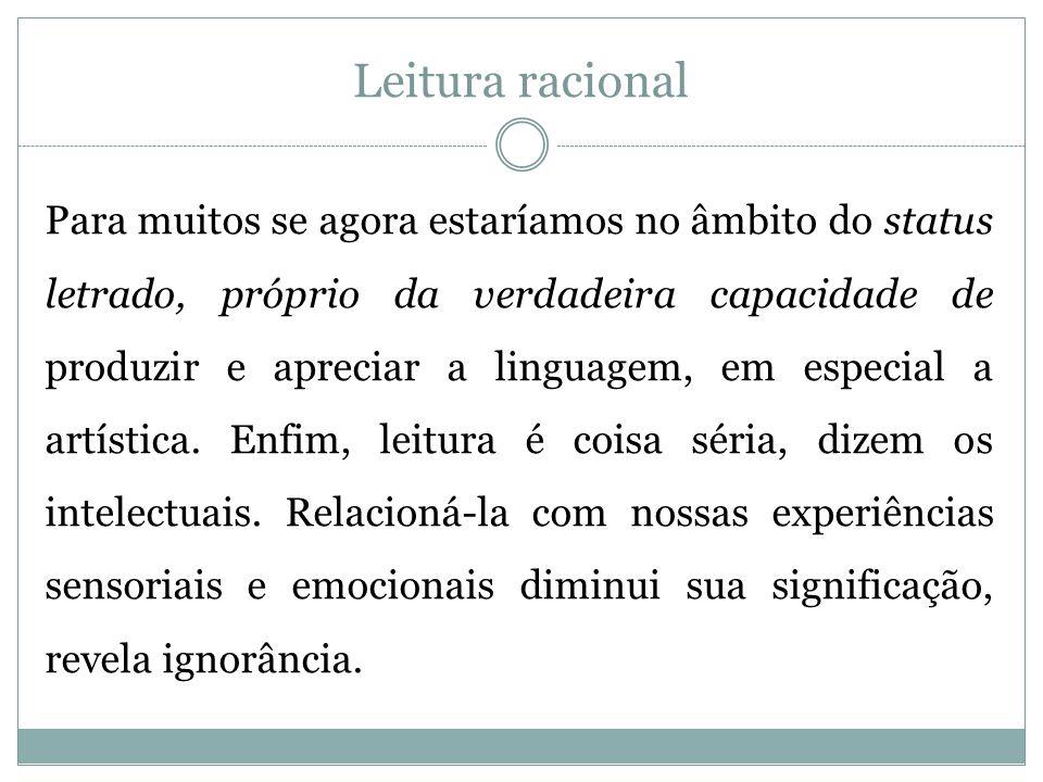 Leitura racional