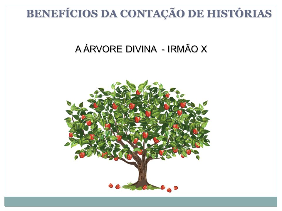 BENEFÍCIOS DA CONTAÇÃO DE HISTÓRIAS
