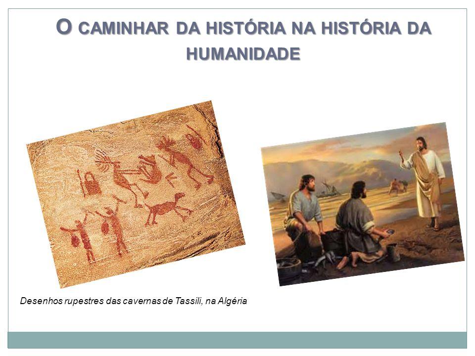 O caminhar da história na história da humanidade