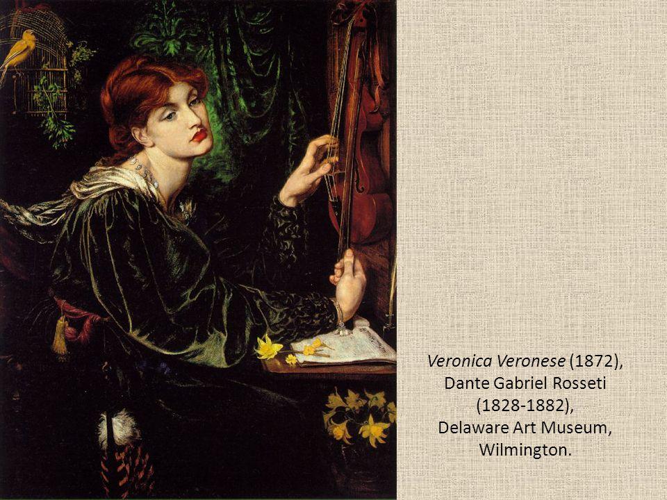 Veronica Veronese (1872), Dante Gabriel Rosseti