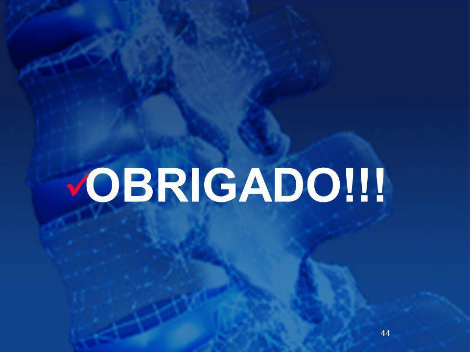 OBRIGADO!!! 44