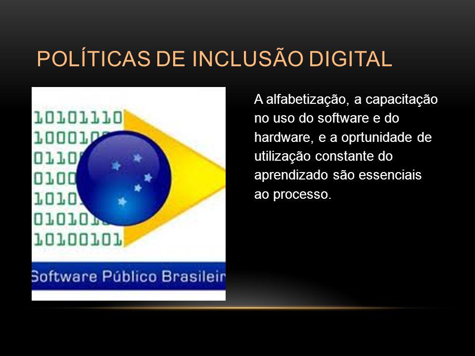 Políticas de inclusão digital