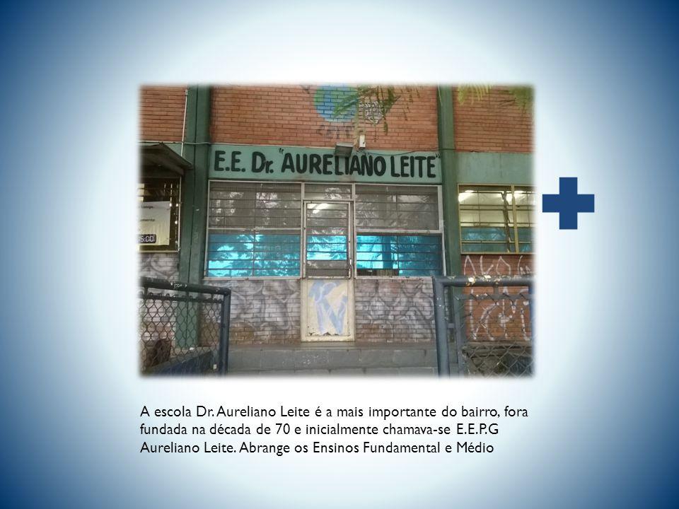 A escola Dr.