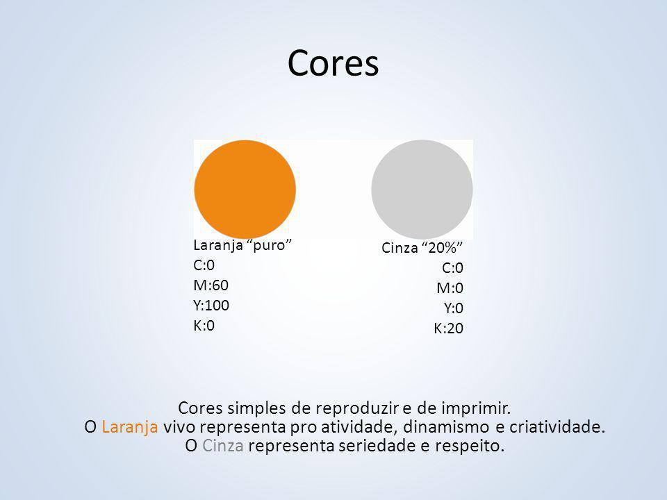 Cores Cores simples de reproduzir e de imprimir.