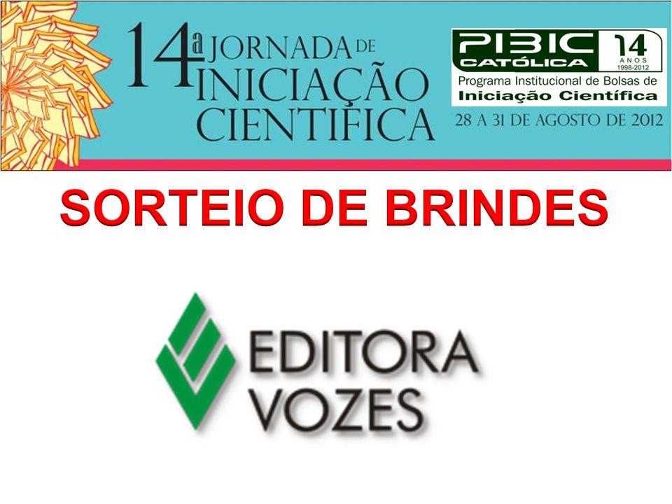 SORTEIO DE BRINDES