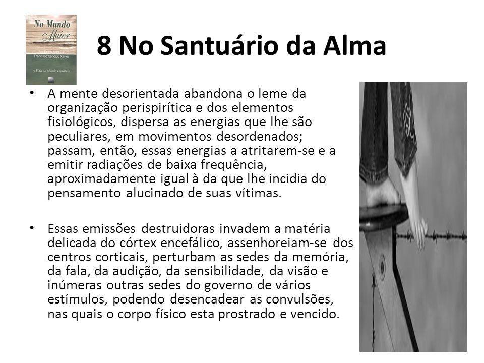 8 No Santuário da Alma