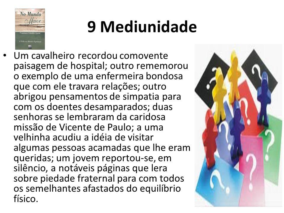 9 Mediunidade