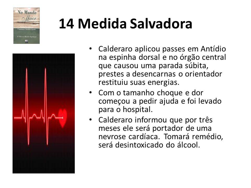 14 Medida Salvadora