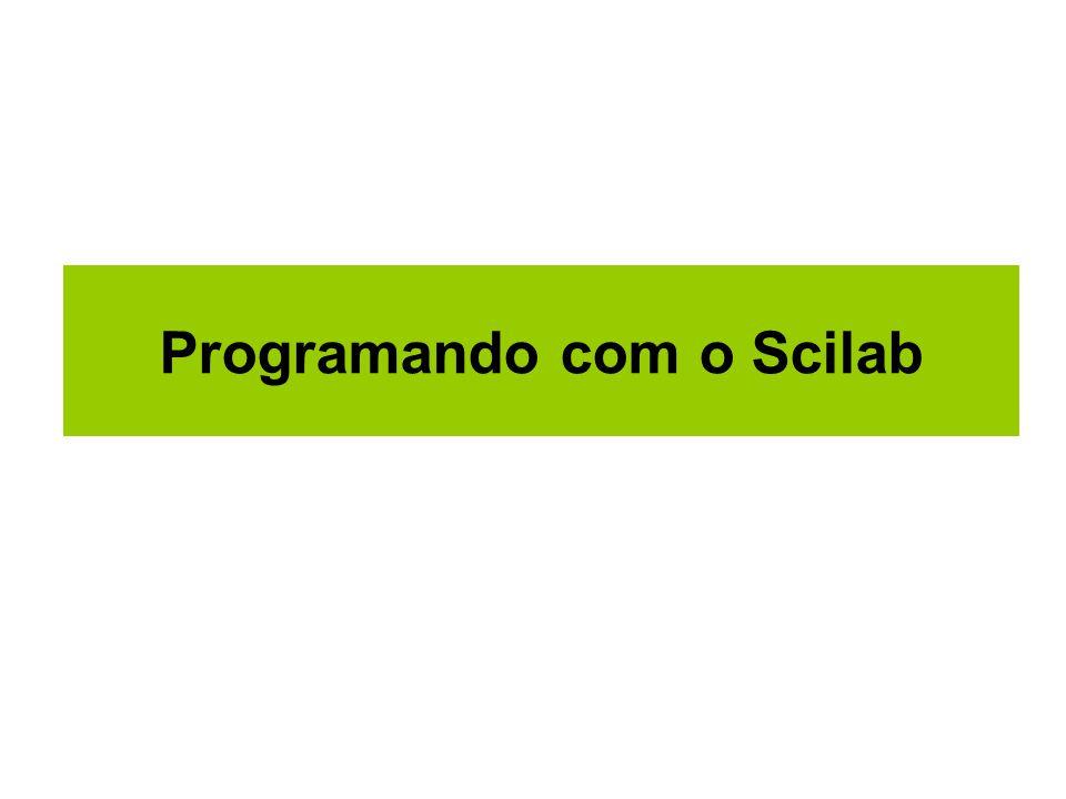 Introdu 231 227 O Ao Scilab Universidade De S 227 O Paulo Usp Ppt