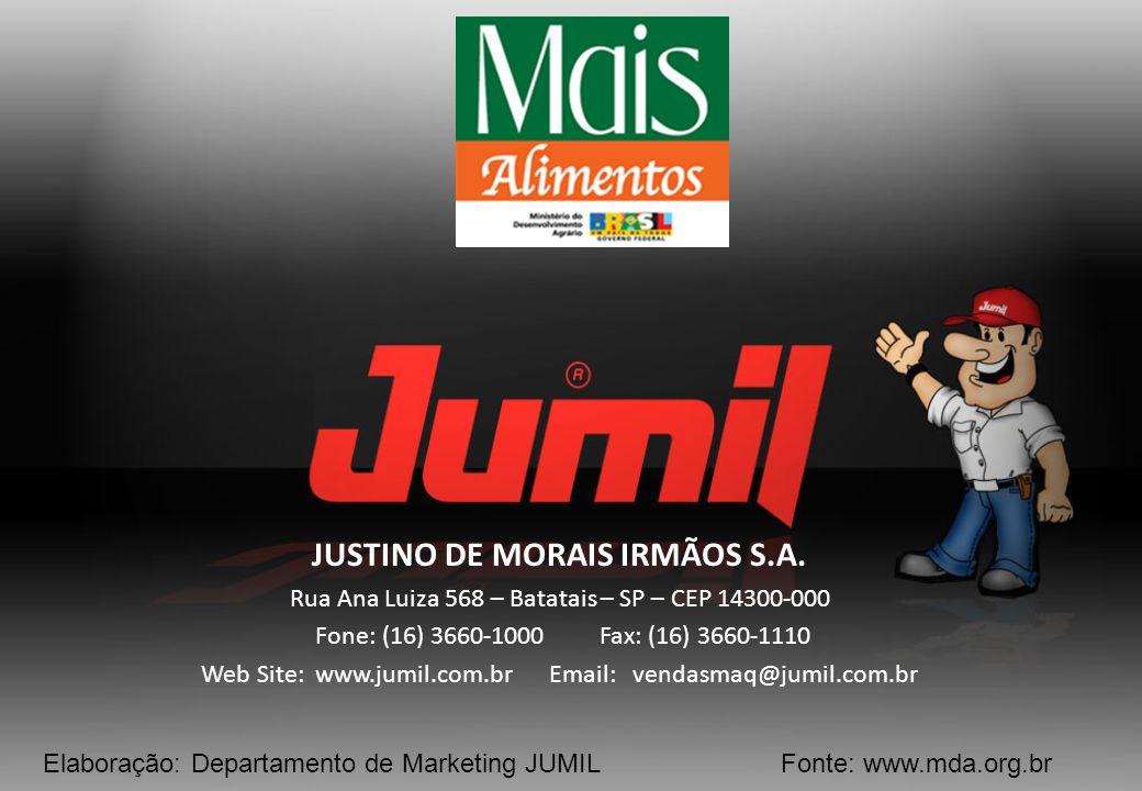 JUSTINO DE MORAIS IRMÃOS S.A.