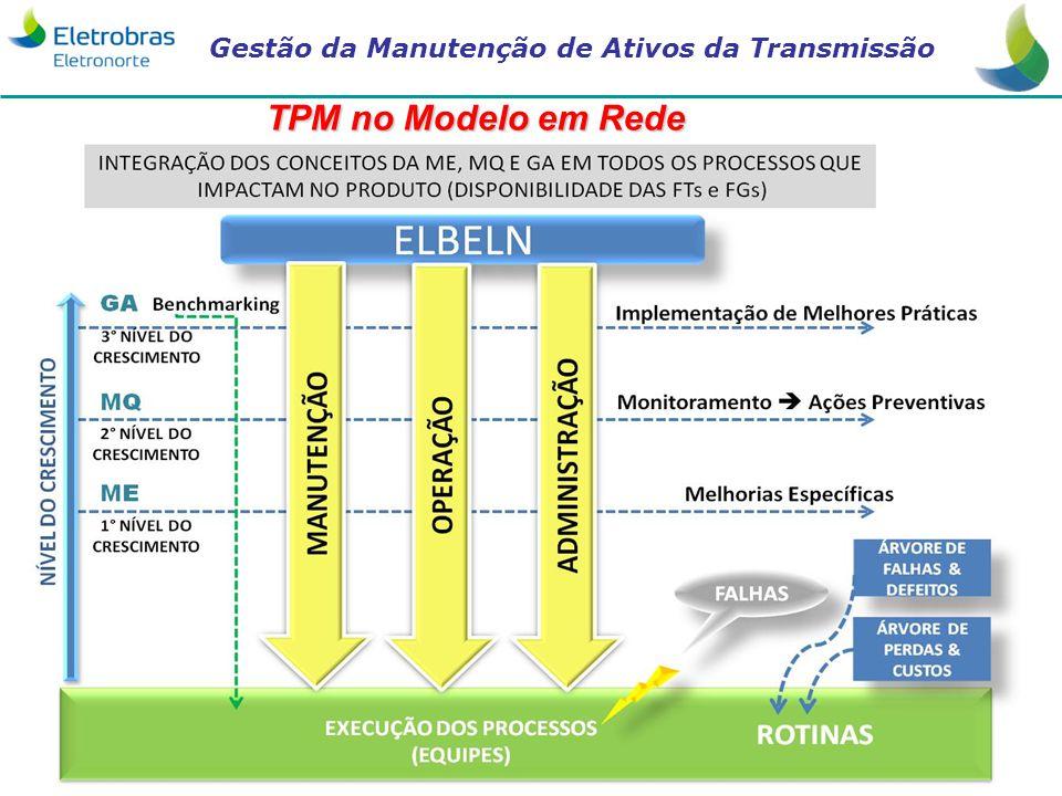 TPM no Modelo em Rede