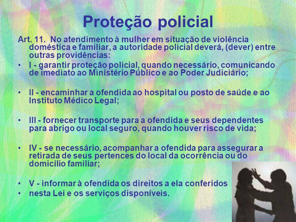 Proteção policial