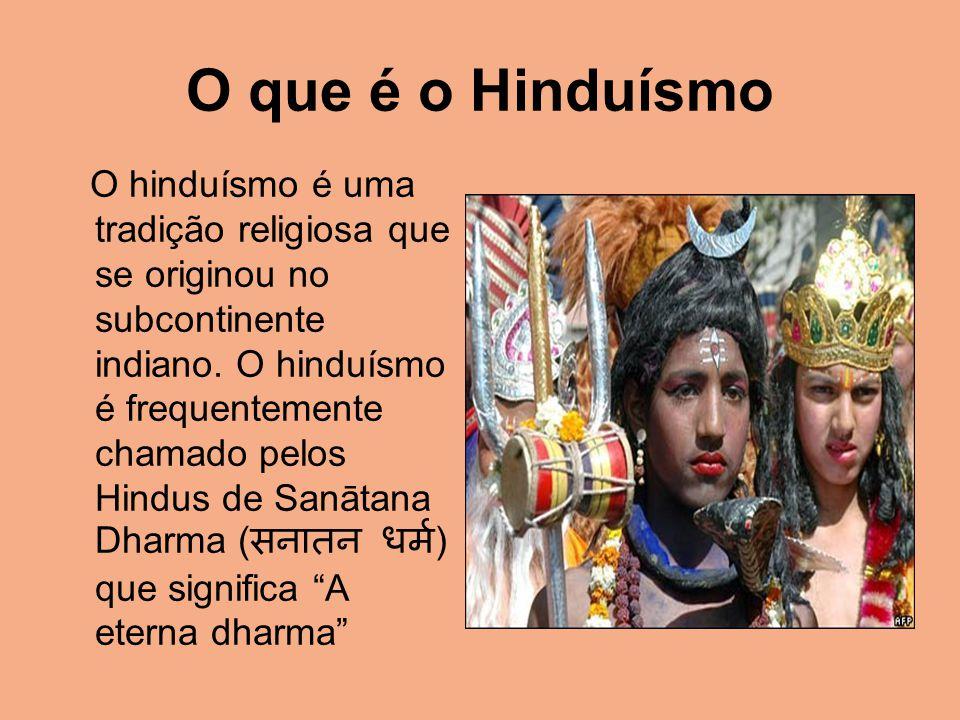 O que é o Hinduísmo
