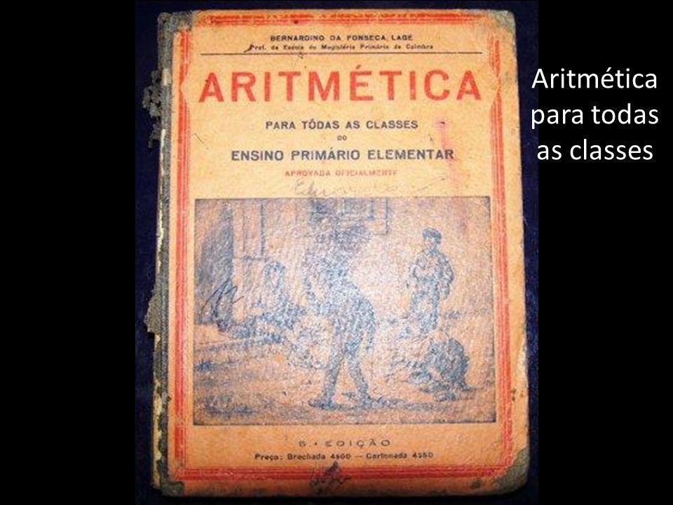 Aritmética para todas as classes