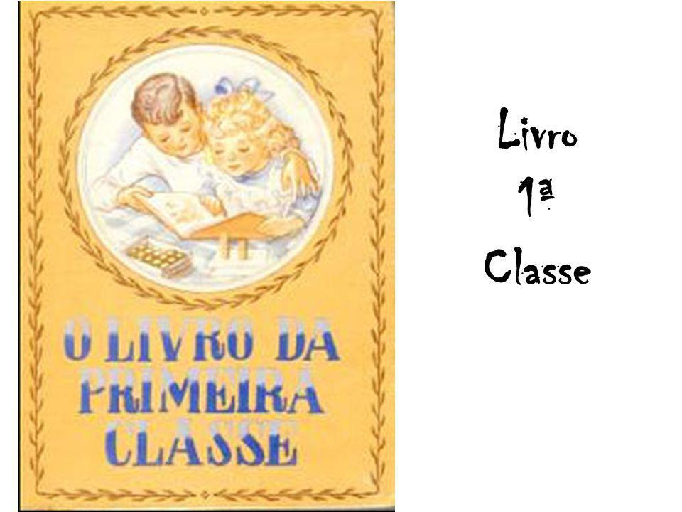 Livro 1ª Classe