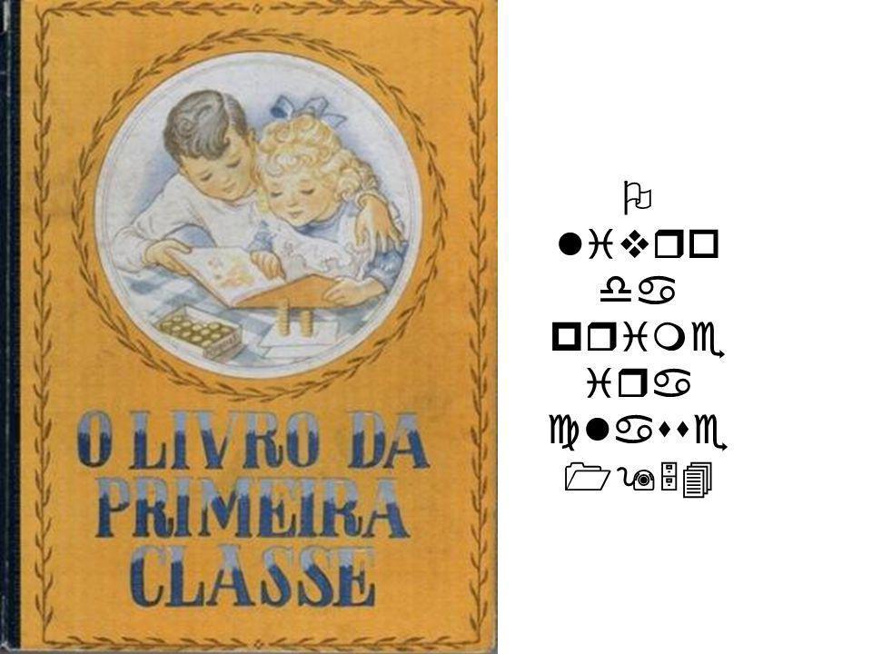 O livro da primeira classe 1954