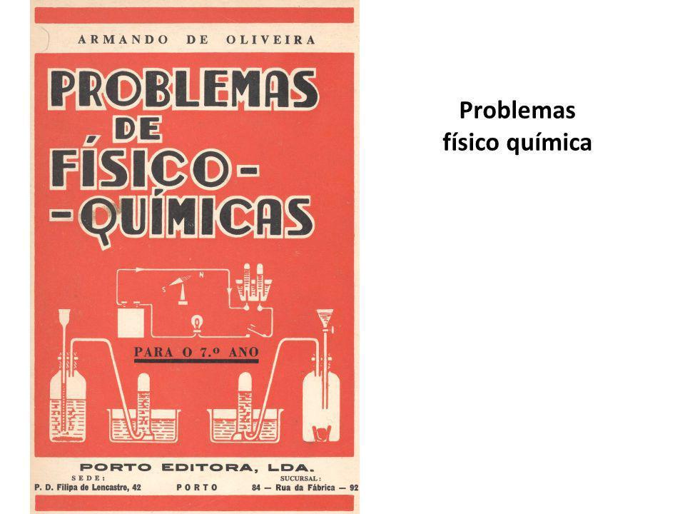 Problemas físico química