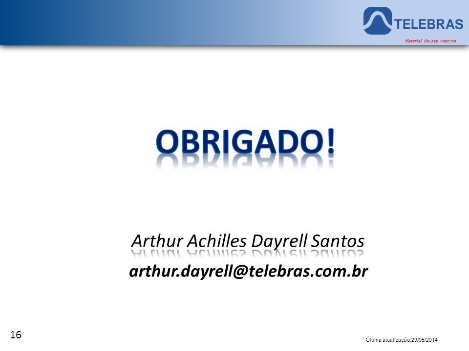 Arthur Achilles Dayrell Santos