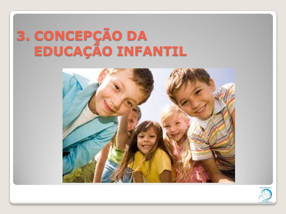 3. CONCEPÇÃO DA EDUCAÇÃO INFANTIL