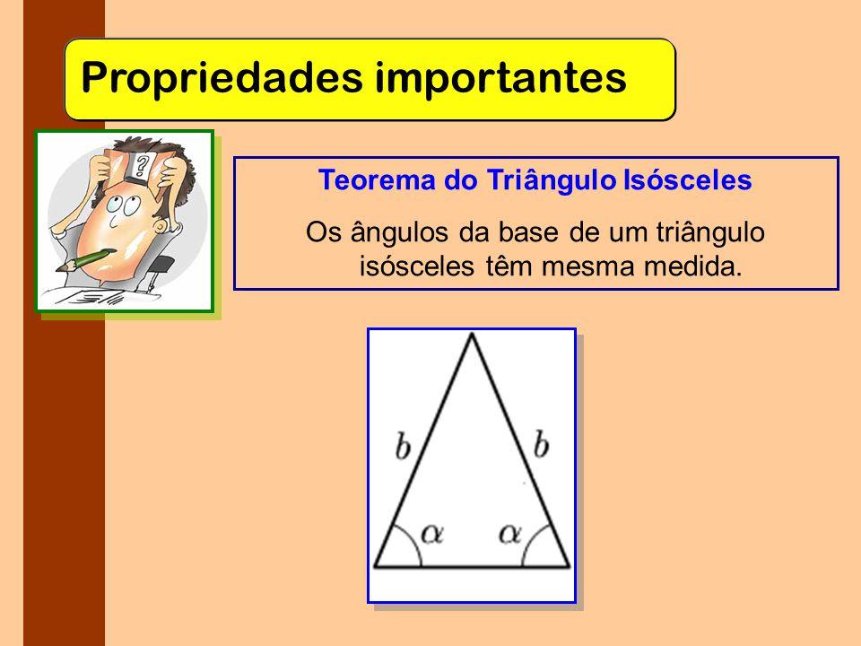 Teorema do Triângulo Isósceles