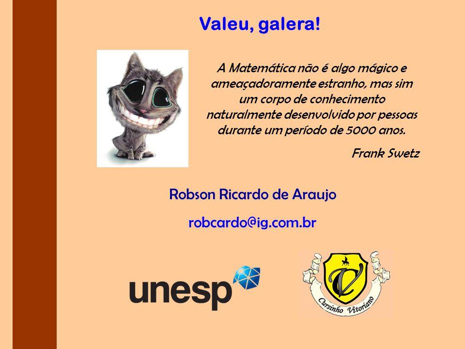 Robson Ricardo de Araujo