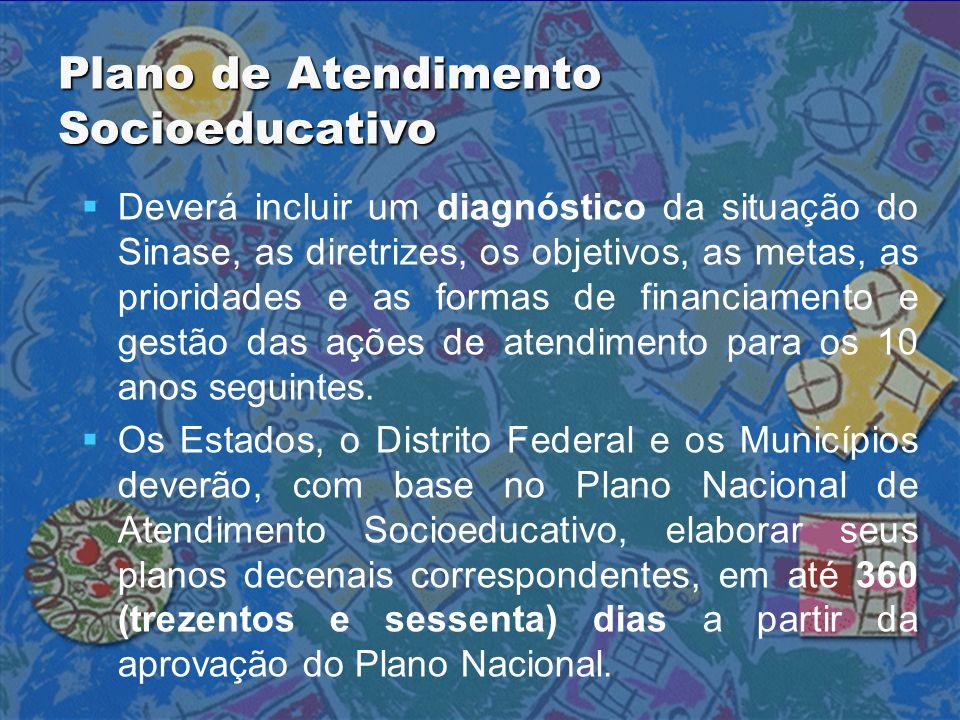 Plano de Atendimento Socioeducativo