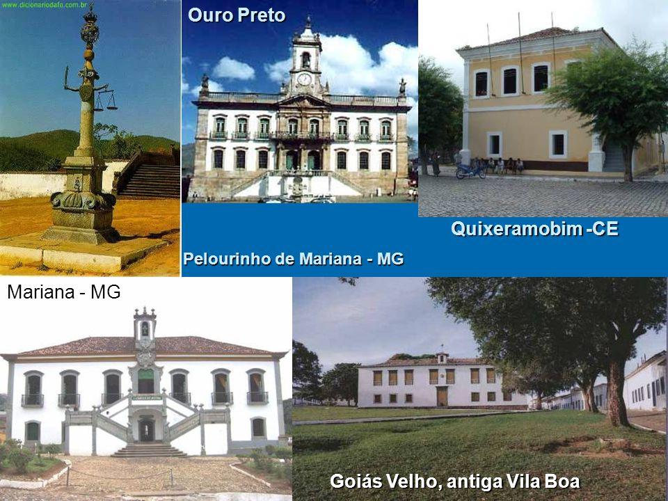 Goiás Velho, antiga Vila Boa