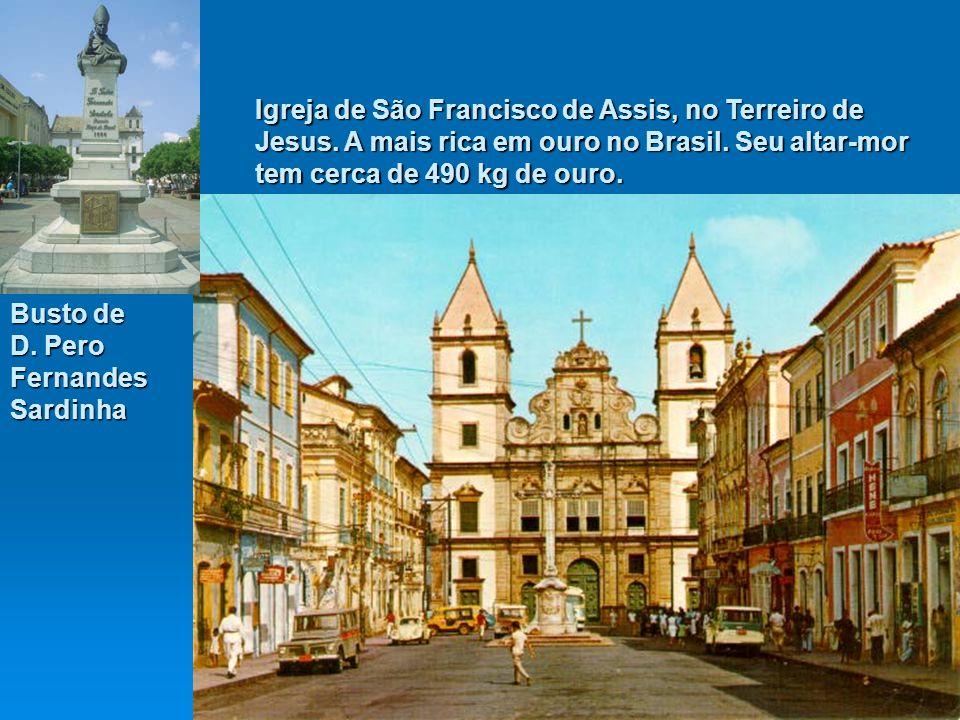 Igreja de São Francisco de Assis, no Terreiro de Jesus