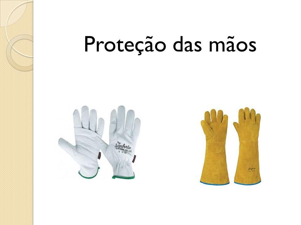 Proteção das mãos