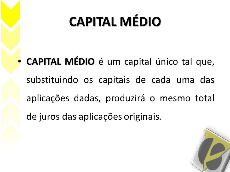 CAPITAL MÉDIO