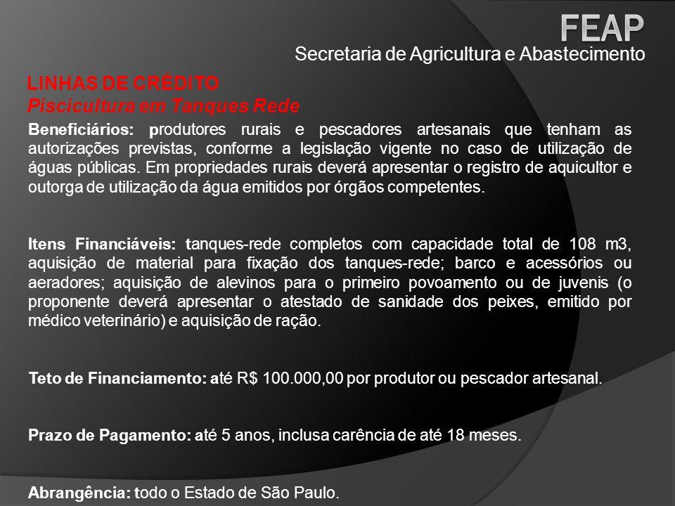 Secretaria de Agricultura e Abastecimento