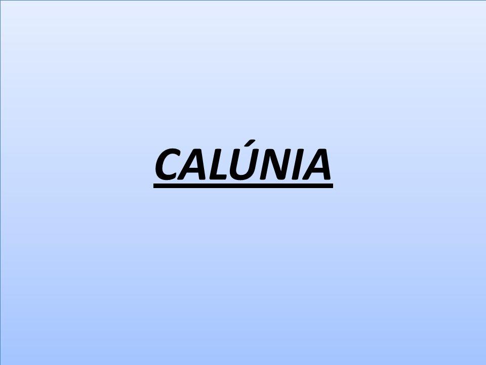 CALÚNIA