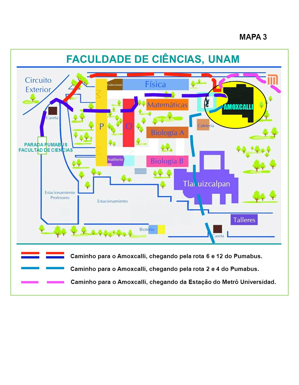 FACULDADE DE CIÊNCIAS, UNAM