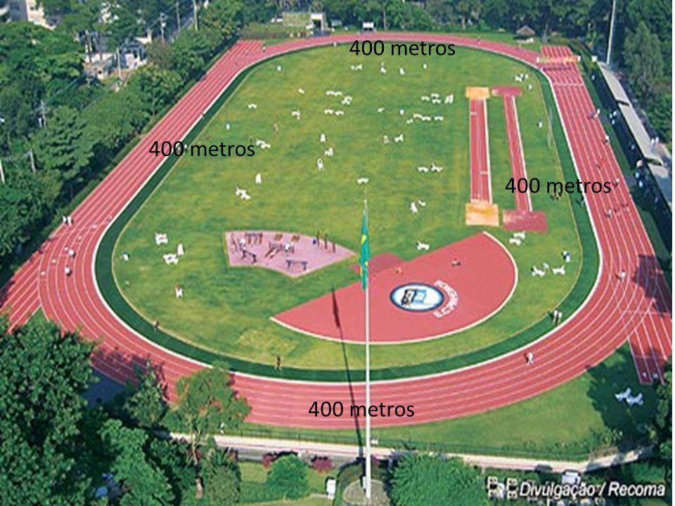 400 metros 400 metros 400 metros 400 metros