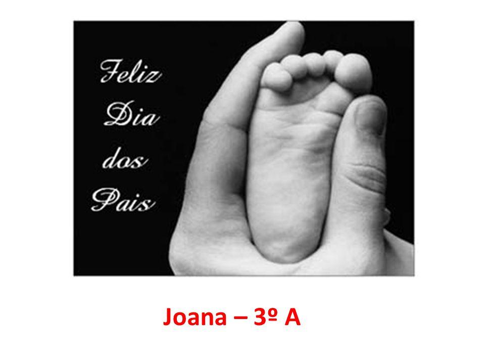 Joana – 3º A