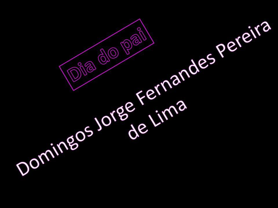 Domingos Jorge Fernandes Pereira de Lima