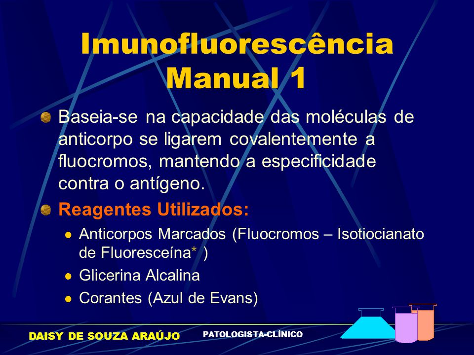 Imunofluorescência Manual 1