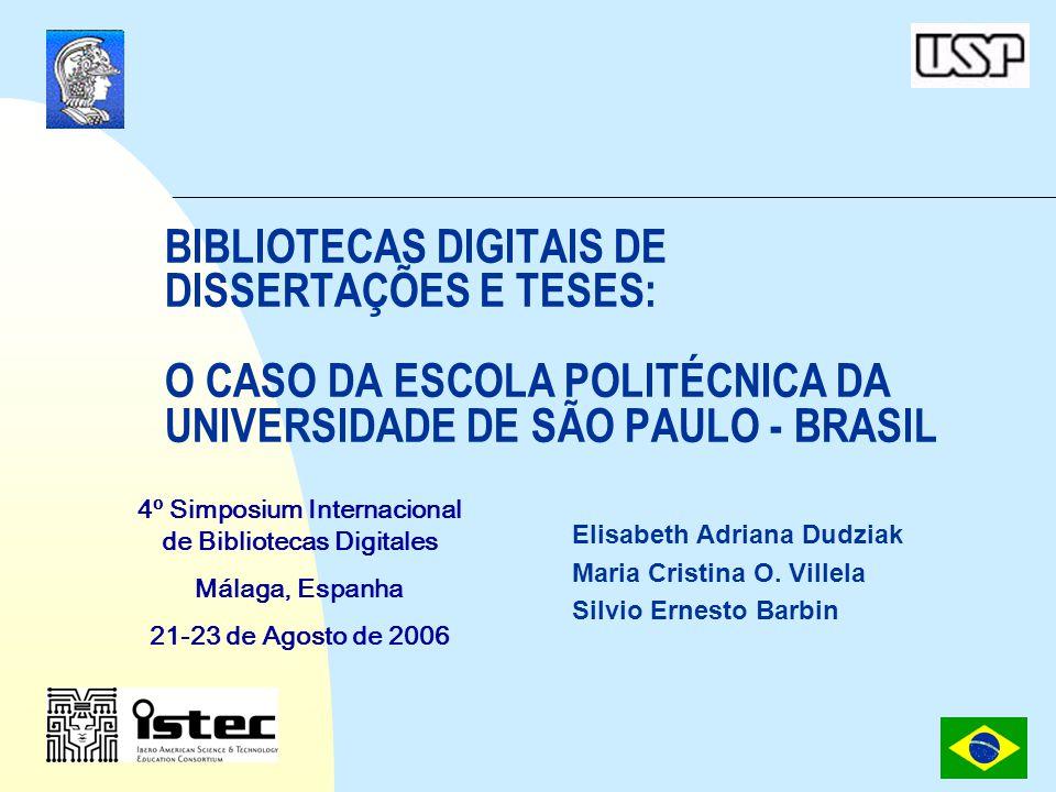 4º Simposium Internacional de Bibliotecas Digitales