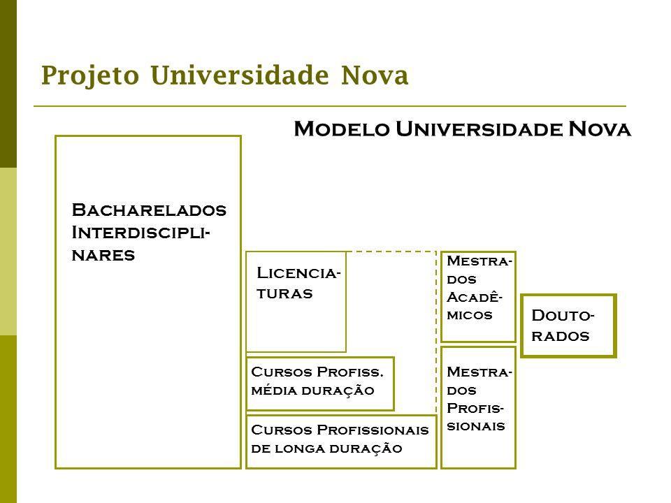 Modelo Universidade Nova