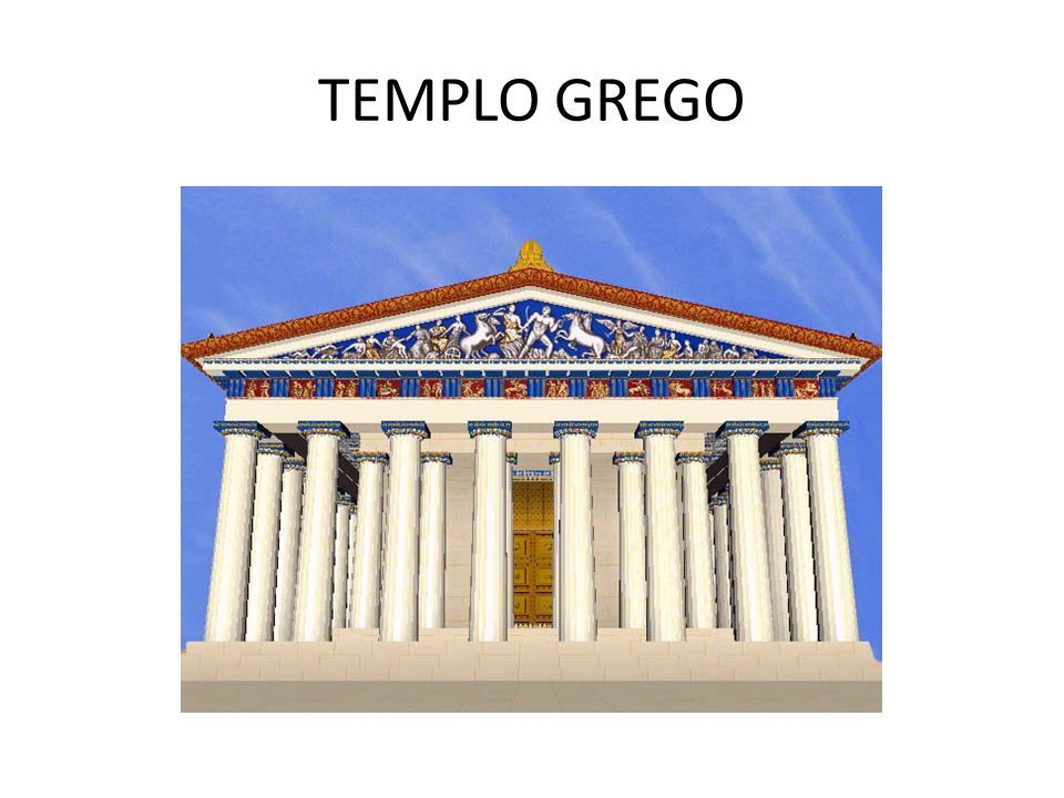 TEMPLO GREGO