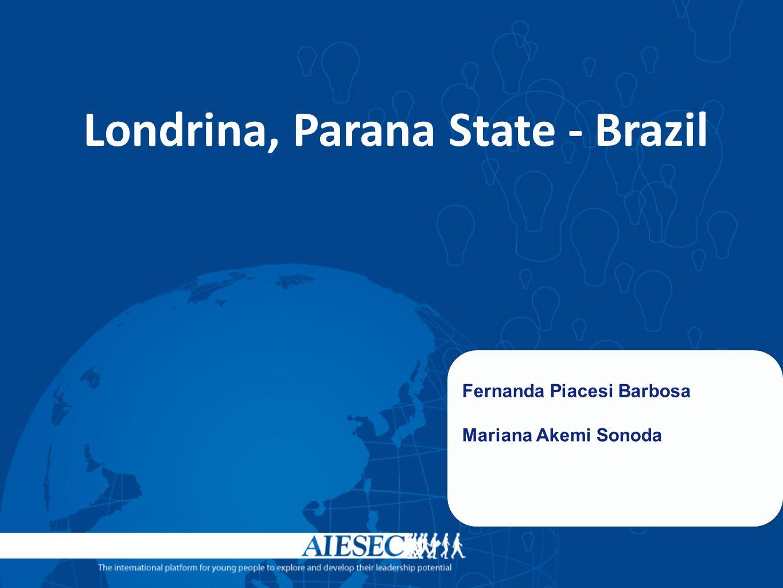 Londrina, Parana State - Brazil
