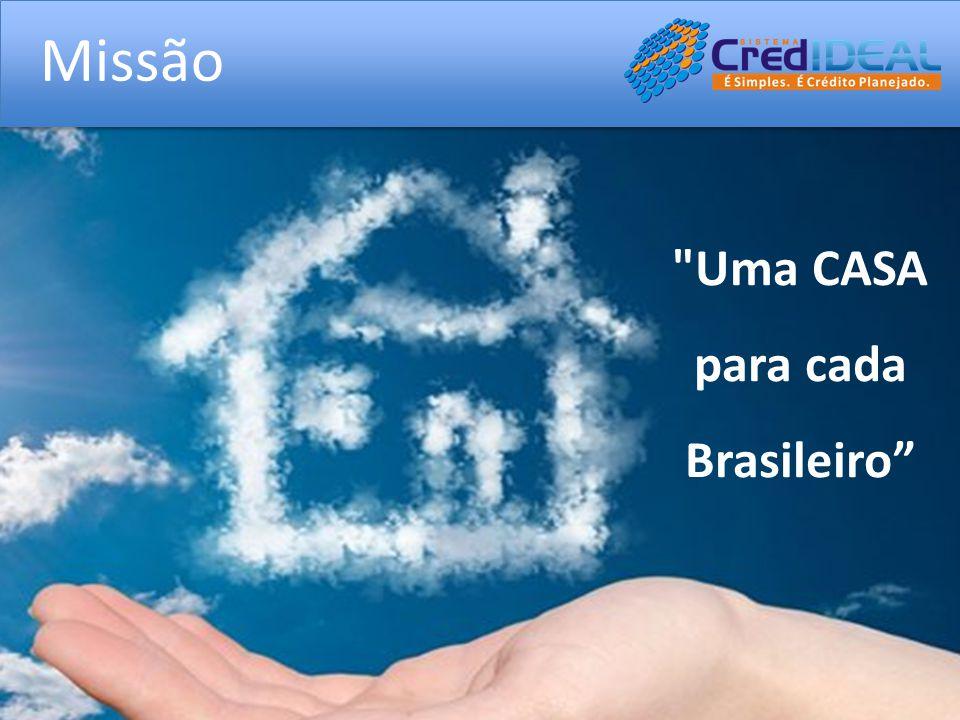 Uma CASA para cada Brasileiro