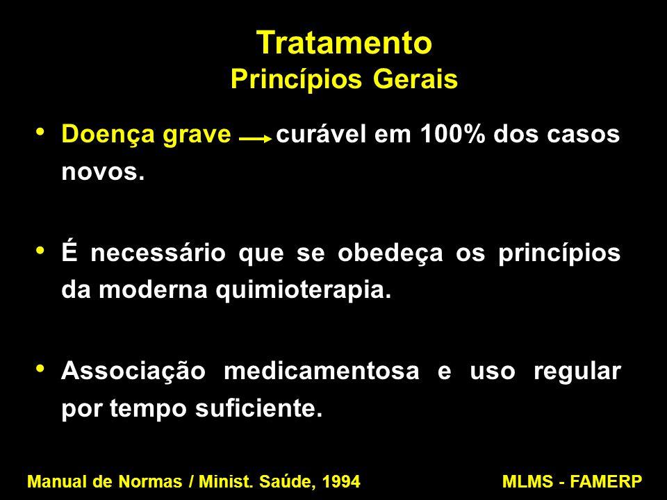 Tratamento Princípios Gerais